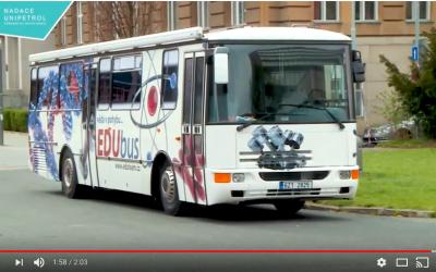 Videoreportáž EDUbus